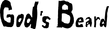 logo-God's Beard