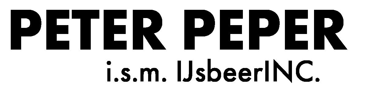 logo-Peter Peper (i.s.m. IJsbeerINC.)